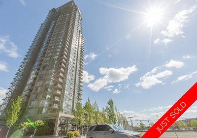 Coquitlam Centre Condo for sale: Levo 1 bedroom 563 sq.ft. (Listed 2016-04-27)